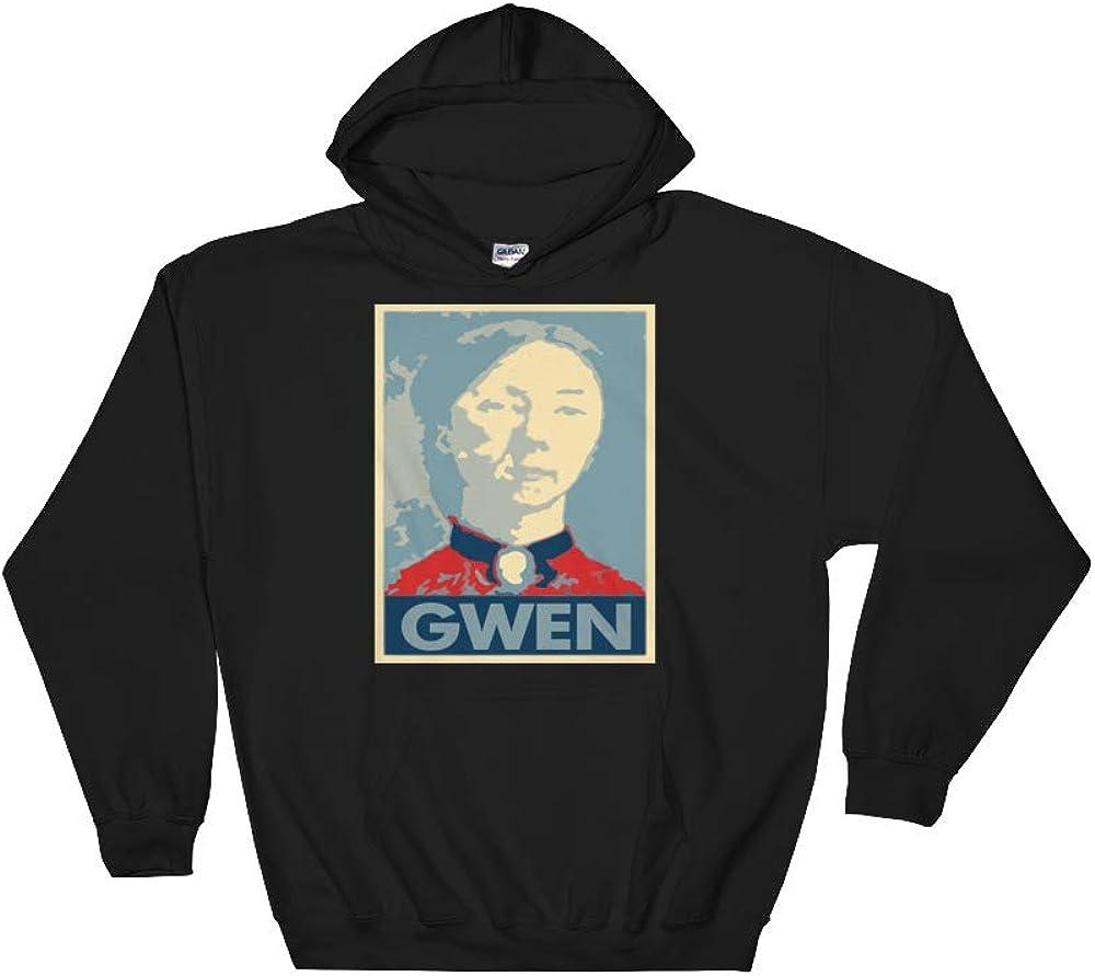 Political Parody with Gwen John Hoodie