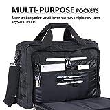 Lifewit 17 inch Men's Military Laptop Messenger Bag