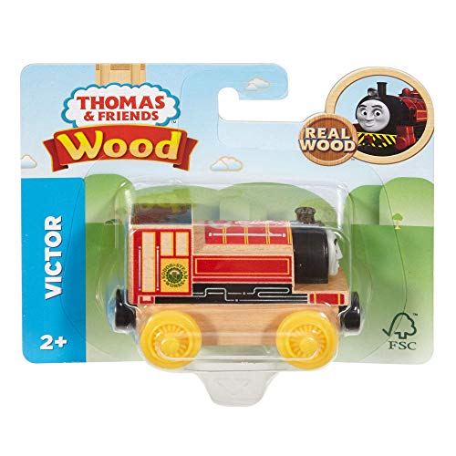 Fisher-Price Thomas & Friends Wood, Victor JungleDealsBlog.com