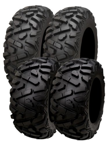 "Polaris Ranger RZR 800 Front and Rear 26"" Tires Set of 4"