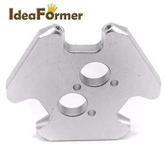 Impresora 3D - M3 Delta Kossel doble boquilla ojo de pez ...