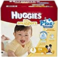 Huggies Little Snugglers Plus Diapers Size 2, 174ct