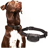 Makony New Generation No Bark Collar Dog Training System, Anti Bark Collar Control for Small, Medium & Large dogs