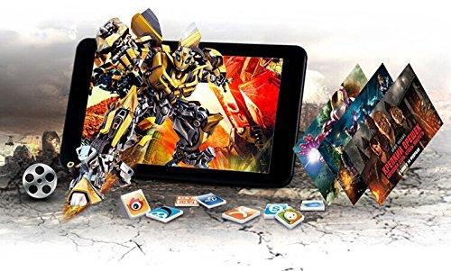 Hanbaili (US Plug) Tablet Pc, 7''A33GoogleAndroid4.4QuadCoreCamera 1GB+16GBTabletPCWiFiBluetooth by Hanbaili (Image #4)