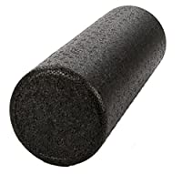 Maven: High Density 18-Inch Foam Roller for Muscle Pain Relief, Improved Circulation, and Faster Recovery