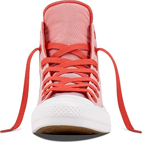 Converse - Zapatillas para mujer rojo rojo