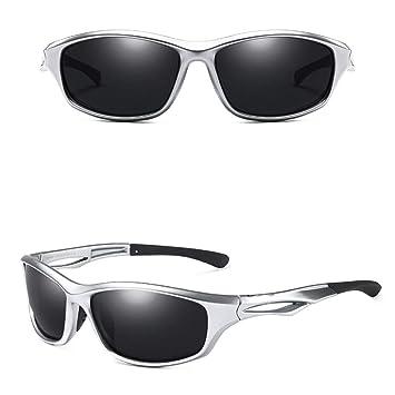 Zebuakuade Gafas de Sol polarizadas de los Deportes de los Hombres Gafas Deportivas para la conducción