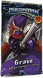 Mega Man NT Warrior Trading Card Game Grave Booster Pack