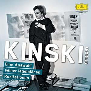 Kinski spricht Hörbuch