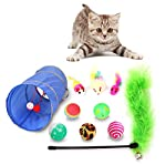These toys are the perfect gift to your cat, he will love them so much. A perfect Thanksgiving presents, Christmas present and birthday present to your lovely friendly.