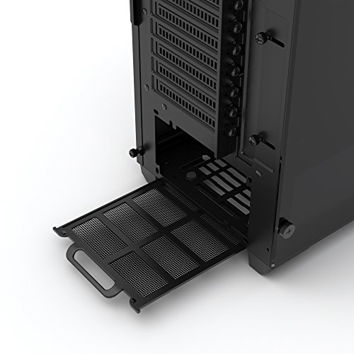 Phanteks PH-EC416PTG_BK Eclipse P400 Steel ATX Mid Tower Case Satin Black,''Tempered Glass'' Edition Cases by Phanteks (Image #10)