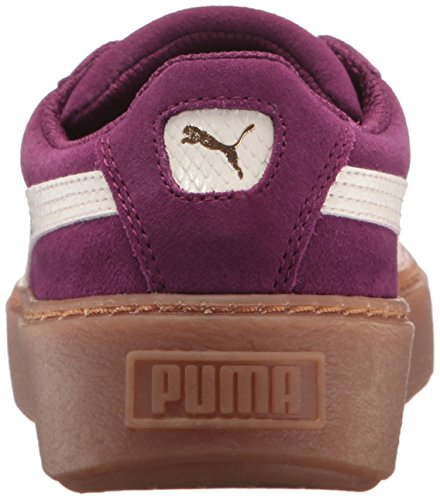 Little Suede Kid 5 Puma Unisex Platform M Purple Us Snk 2 marshmallow kids Dark AE7wnaqE