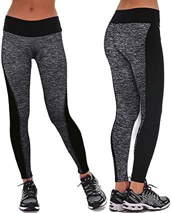 Leggings deporte mujer Pantalones otoño Invierno Deportes Gimnasio ...