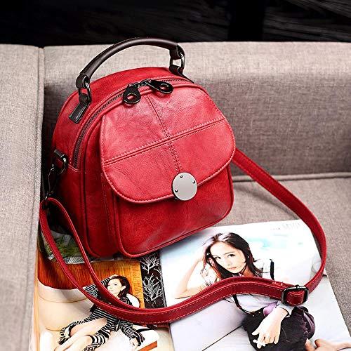 Retro Bag Hongge Multifunctional Fashion Bag Tote Handbag Handbag C Female Messenger 7wxPqd