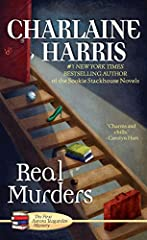 THE FIRST AURORA TEAGARDEN MYSTERY—NOW A HALLMARK MOVIES & MYSTERY ORIGINAL STARRING CANDACE CAMERON BURE!#1 New York Times bestselling author Charlaine Harris introduces a Southern librarian whose bookish bent for murder gets her involve...