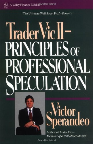 Trader Vic II: Principles of Professional Speculation Pdf