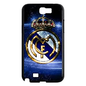 Samsung Galaxy N2 7100 Cell Phone Case Black Real Madrid Xuvxt