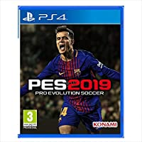 PES 2019 PRO EVOLUTION SOCCER KONAMI PER PS4 PLAYSTATION 4 IN LINGUA ITALIANA STANDARD EDITION