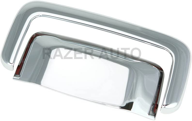 FOR CHEVY TAHOE GMC YUKON XL DENALI 00~06 CHROME MIRROR COVER