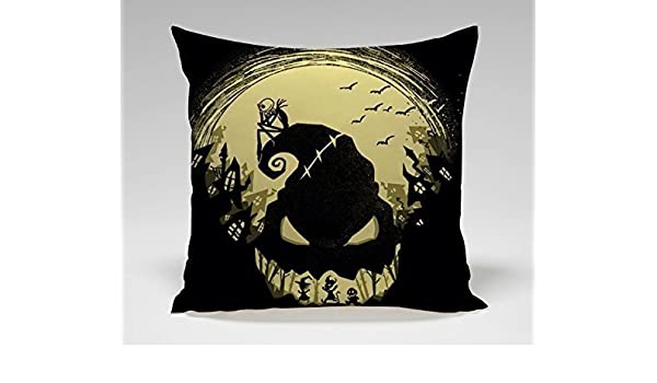 Sofa Pillowcase/Fundas para almohada Jack Skellington ...