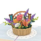 Health & Personal Care : Lovepop Mother's Day Flowers Pop Up Card, 3D Card, Mother's Day Card, Greeting Card for Mom