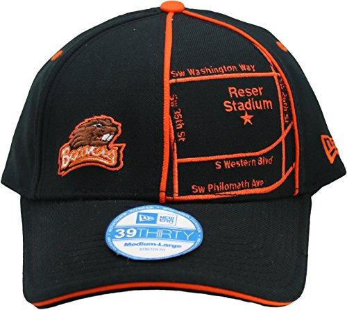 New Era 39Thirty Oregon State Beavers Stadium Series Adult Flex Fit Cap Hat M/L