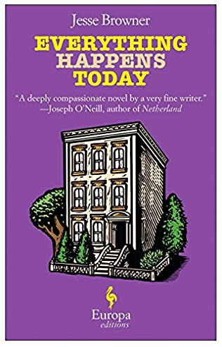 book cover of Everything Happens Today