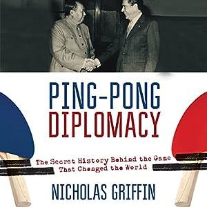 Ping-Pong Diplomacy Audiobook