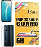 ikare Impossible Front and back Tempered Screen Guard for Vivo V17 - Transparent (does not cover the edges)