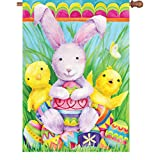 28 In. Flag – Bunny And Friends For Sale