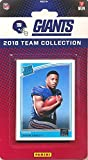 New York Giants 2018 Donruss NFL Football Factory Sealed Limited Edition 12 Card Complete Team Set with SAQUON BARKLEY RATED ROOKIE & Eli Manning, Odell Beckham Jr. & Many More! WOWZZER!