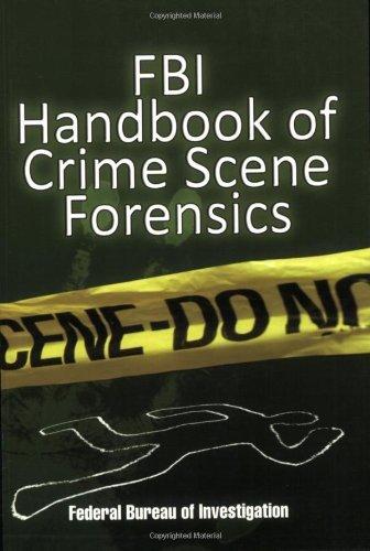 crime scene investigation handbook pdf