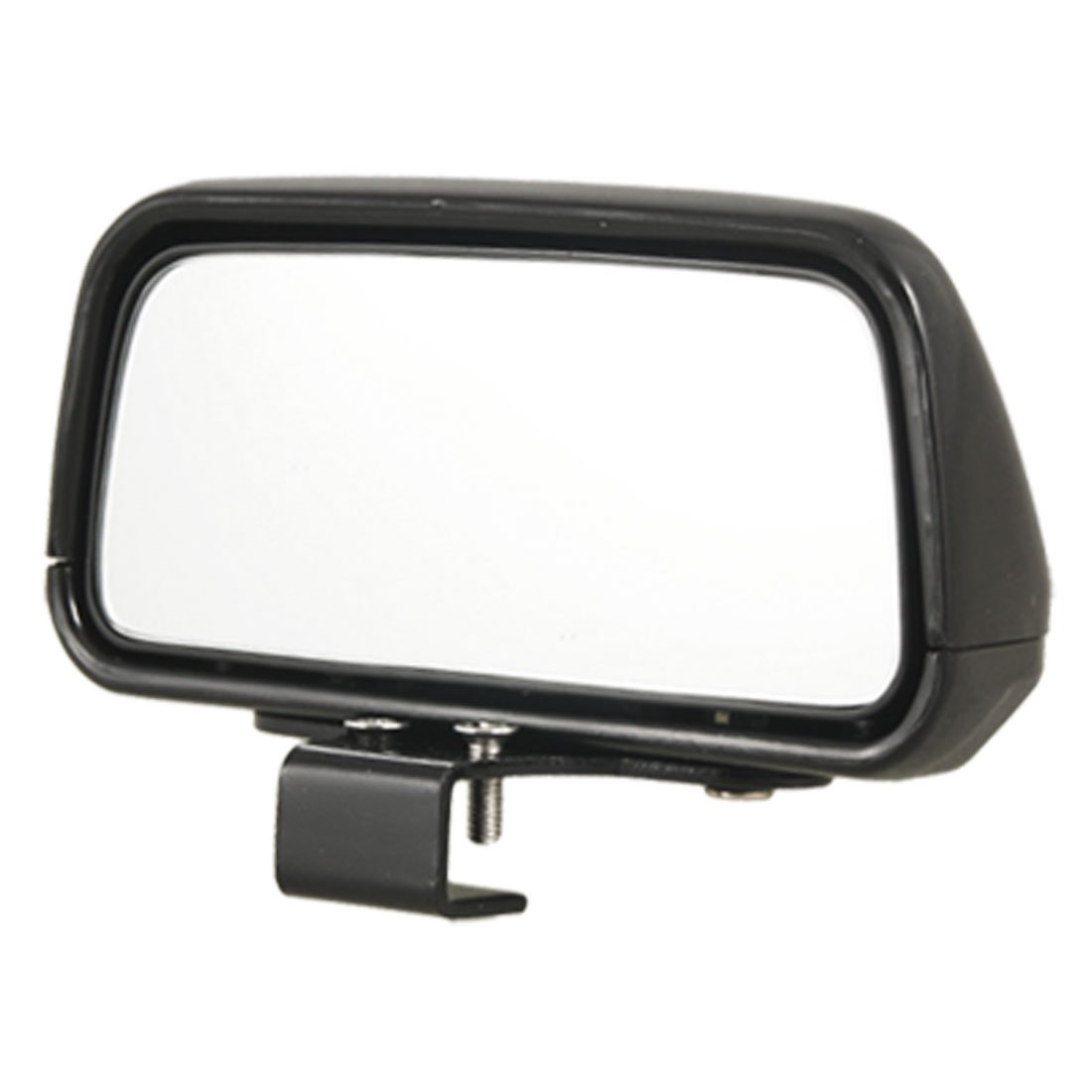 Black Plastic Glass Vehicle Rear View Blind Spot Mirror for Auto Car