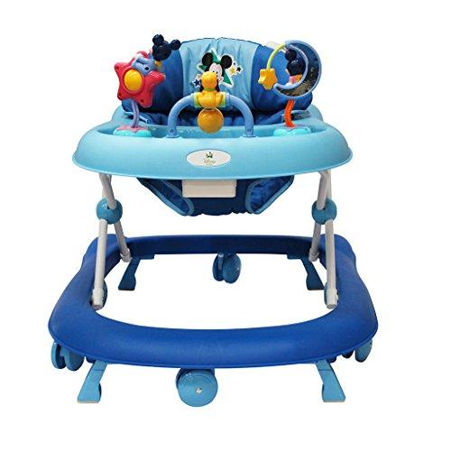 Andadera Infanti Disney Mickey Azul