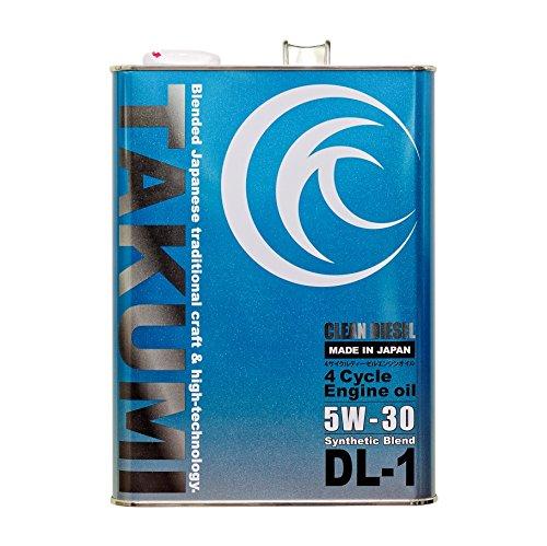 SAE粘度:5W-30  JASO:DL-1 容量:4L
