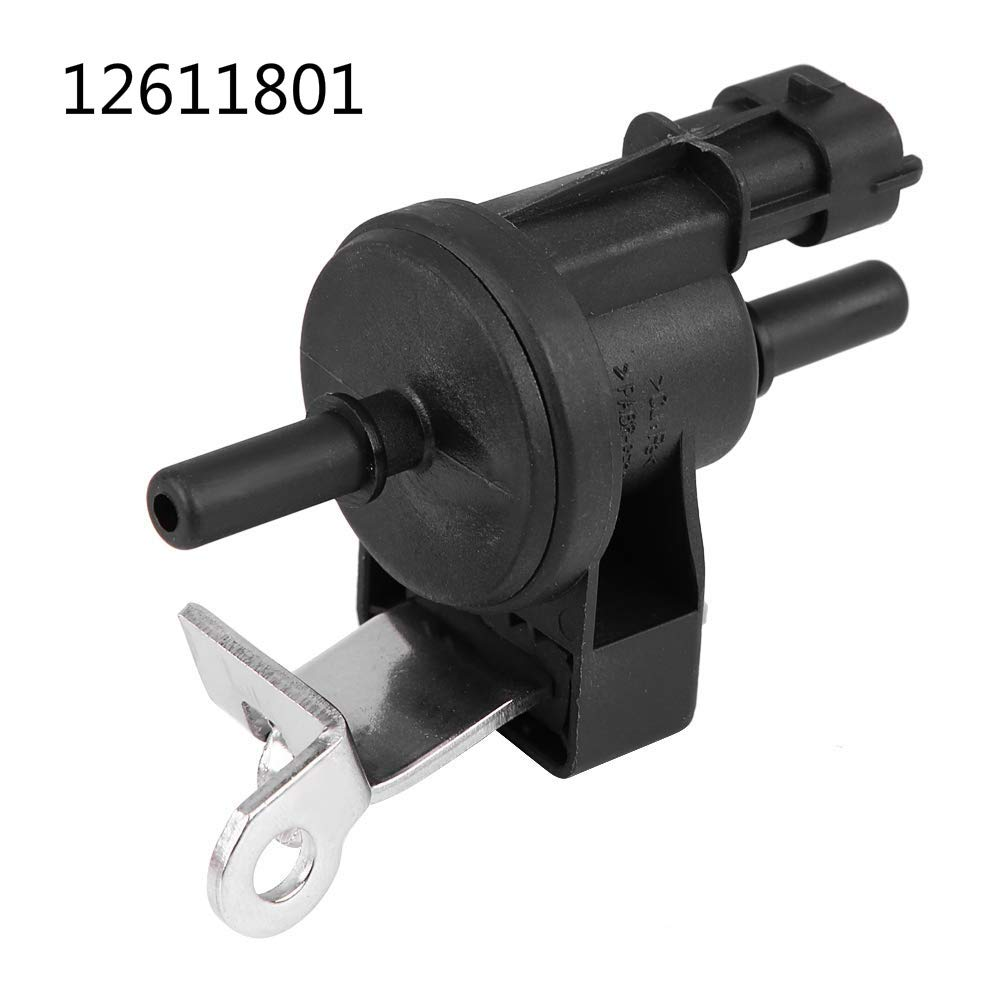 DOEU Vapor Canister Purge Valve With Bracket Canister Purge Control Solenoid OE# 12611801 911079