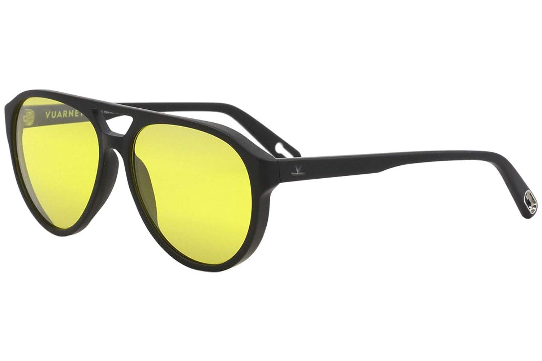 Vuarnet - Lunettes de soleil - Homme Noir noir mat 58  Amazon.fr  Vêtements  et accessoires c358e42ca154