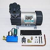 Pacbrake HP10632 - 12V HP625 Air Compressor Kit (Vertical Pump Head) by Pacbrake