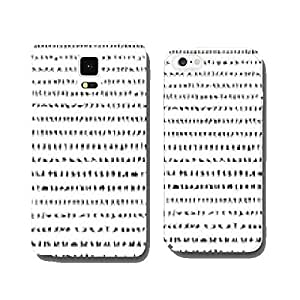 Big collection of people silhouettes, vector cell phone cover case Samsung S6