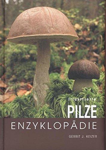 Illustrierte Pilze-Enzyklopädie