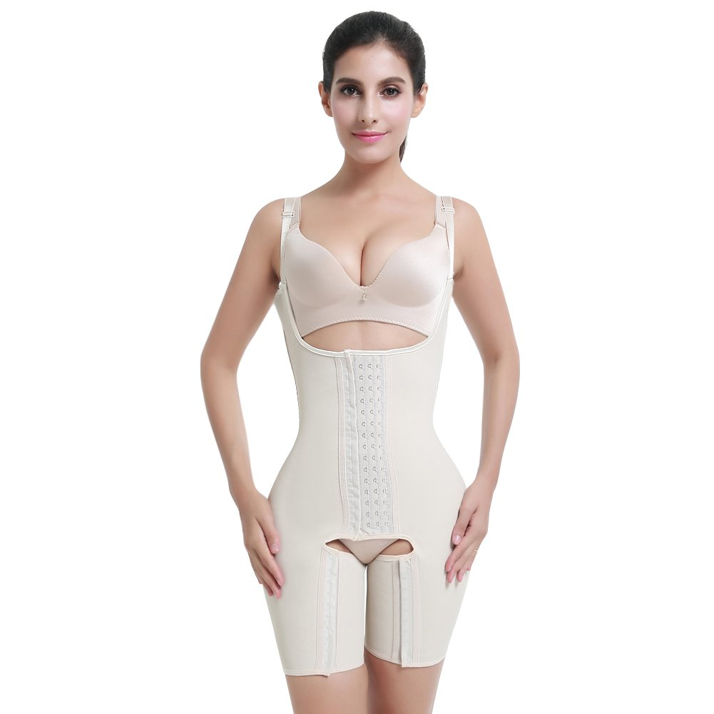 Feelin Girl Body Shaperwear Bodice Pants Women's Bodice Bustier Corset Slimming Body Suit Waist Top LB4639