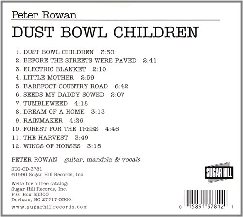 Peter Rowan Dust Bowl Children Amazon Music