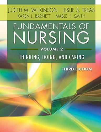 Fundamentals Of Nursing,V.2