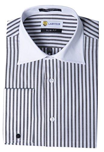 dress shirts with french cuffs - 7