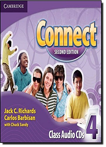 Connect Level 4 Class Audio CDs (3) by Cambridge University Press