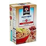 Instant Quaker Oats Quaker High Fibre Raisins and Spice Instant Oatmeal, 425g
