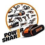 Worx-WX1669-Trapano-Avvitatore-a-Batteria-20-V-Nero-Arancione