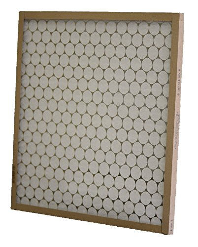 Glasfloss Industries PTA16251 PTA Series Heavy Duty Disposable Panel Air Filter, 12-Case ()
