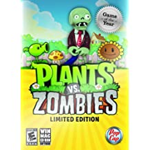 Plants Vs. Zombies Limited Edition - PC/Mac (Game of the Year)