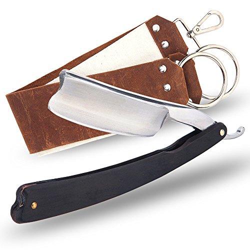 (New design gold dollar club cut throat straight razor shaving razor)